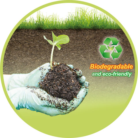 biodegradable disposable glovess