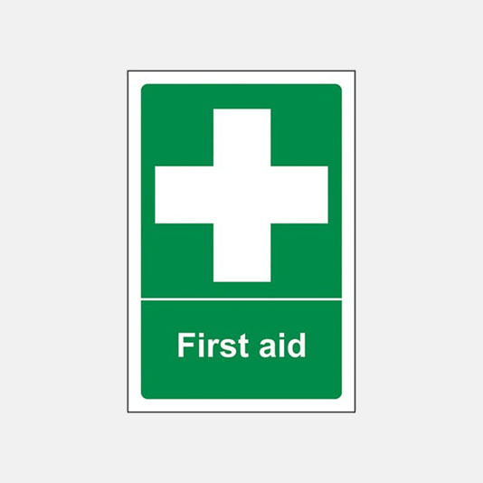 sign first aid